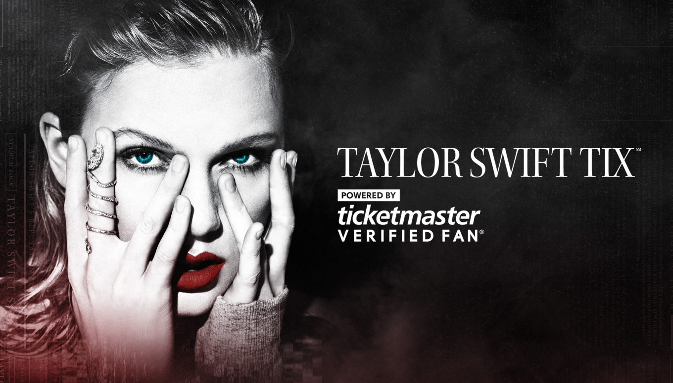 <i>Taylor Swift reputation Stadium Tour</i> Announced!