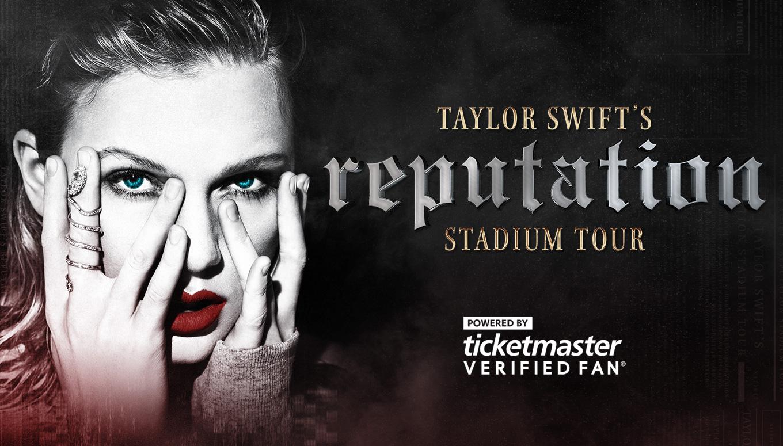 <i>Taylor Swift&#8217;s reputation Stadium Tour</i> Presale FAQ