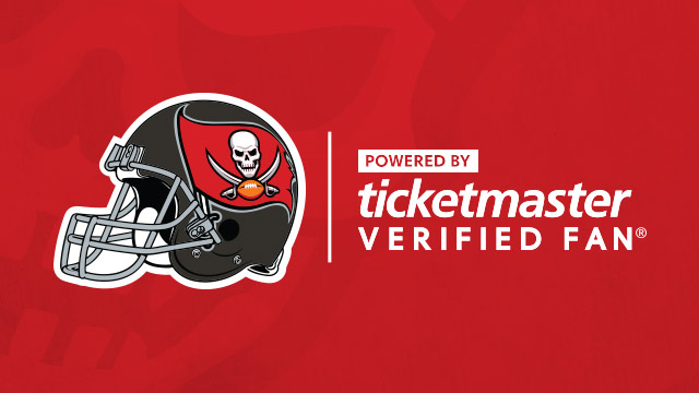 Tampa Bay Buccaneers #VerifiedFan Presale FAQ