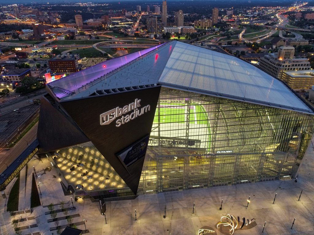 Minnesota Vikings Home Schedule 2019 Seating Chart Ticketmaster Blog