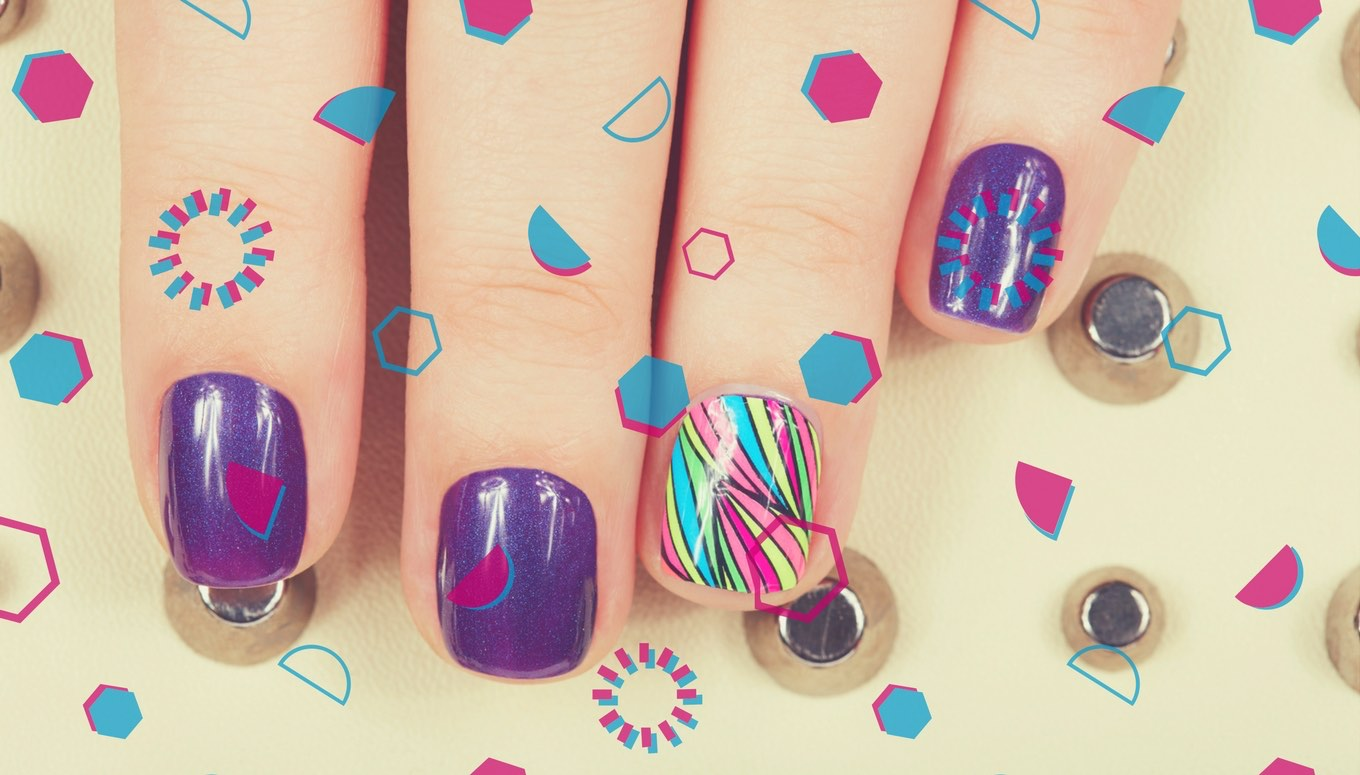 9 Rad Concert Nail Art Ideas To Try