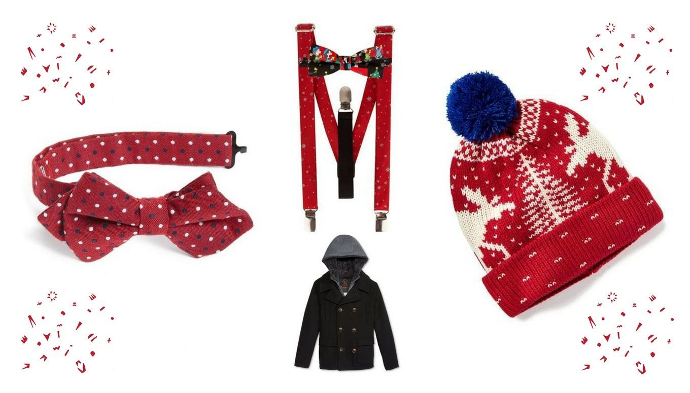 Holiday Outfits for Boys: 7 Cute Ideas for Holiday Events