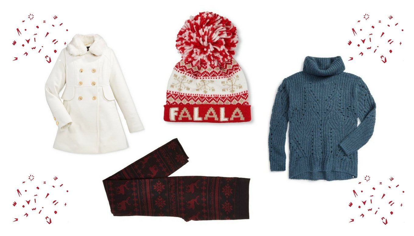 Holiday Outfits for Girls: 7 Adorable Style Pieces to Wear to Holiday Events