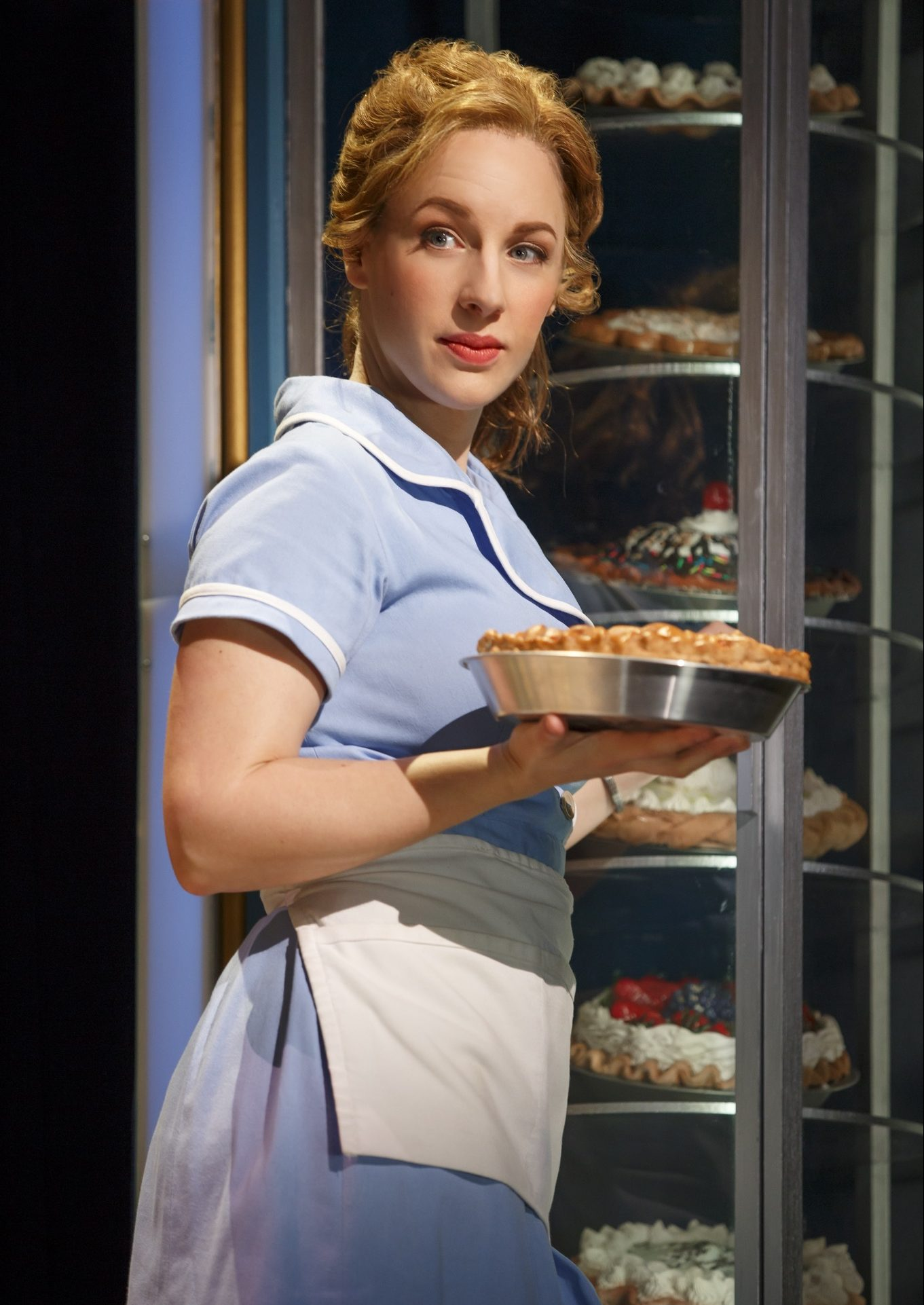 Q&A with Tony Winner Jessie Mueller of WAITRESS