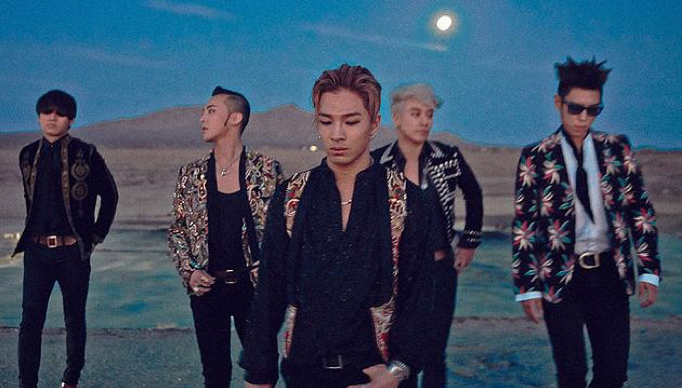 Bigbang Music Videos Kpop Music Videos