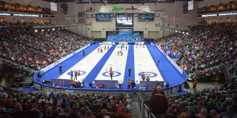 World Men's Curling Championships