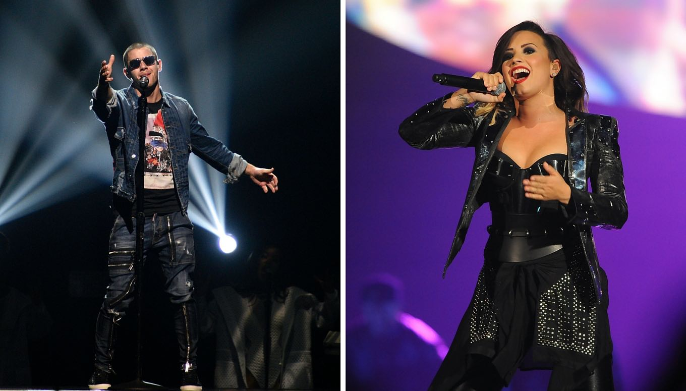 Style Inspiration: Demi Lovato and Nick Jonas' Future Now Tour |  Ticketmaster Blog