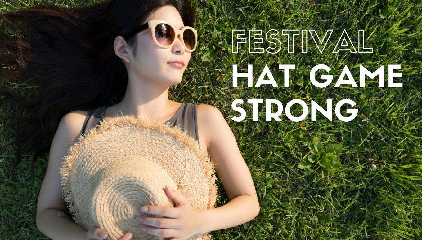 Turn Heads With Trendy Festival Hats On Any Budget