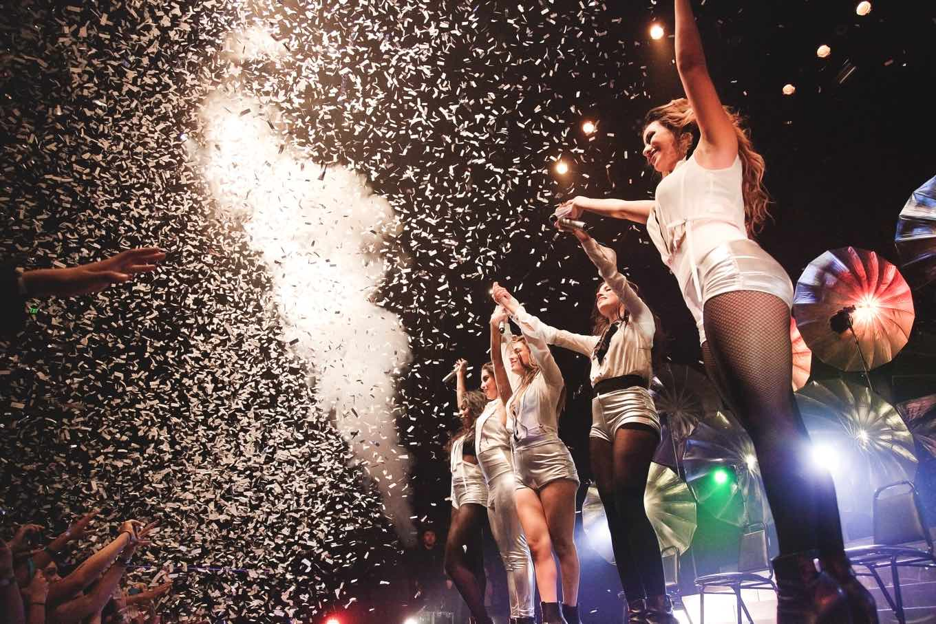 Fifth Harmony Announces New Tour – Celebrate with Fan Art