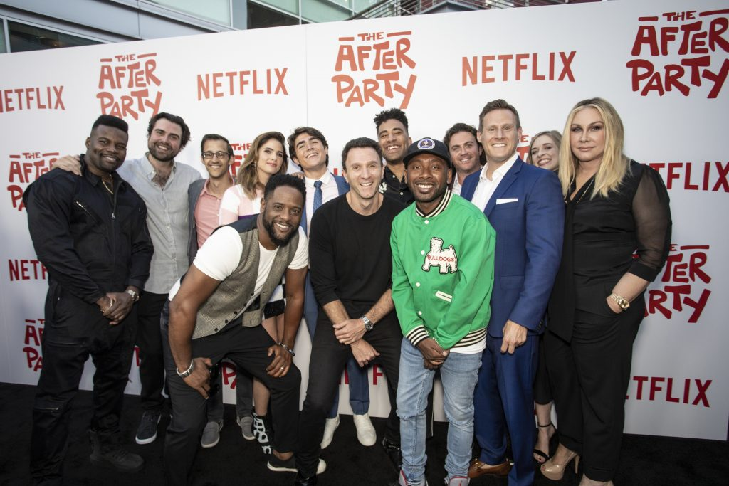 Live Nation Productions and Netflix Celebrate 'The After Party