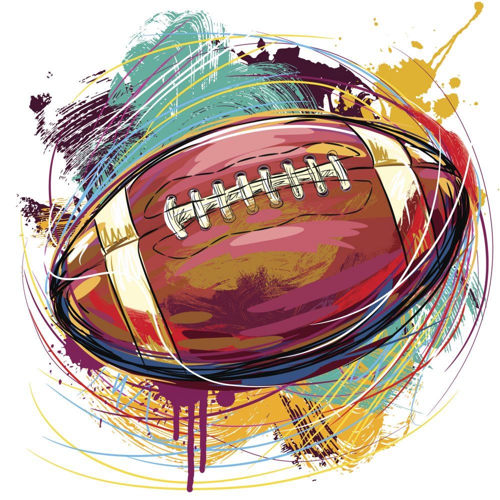 Fan Art Friday: NFL Playoffs Edition