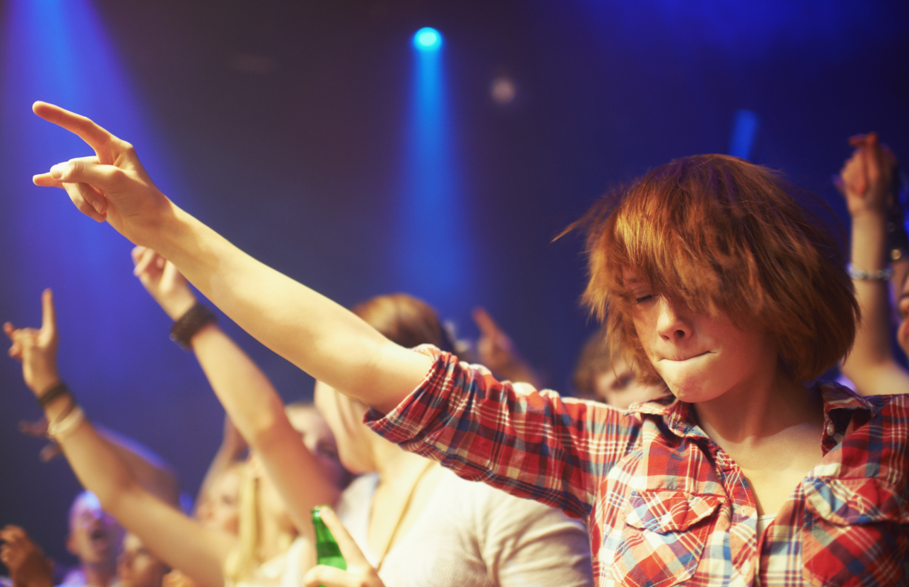 5 Tips for Going to a Concert Alone