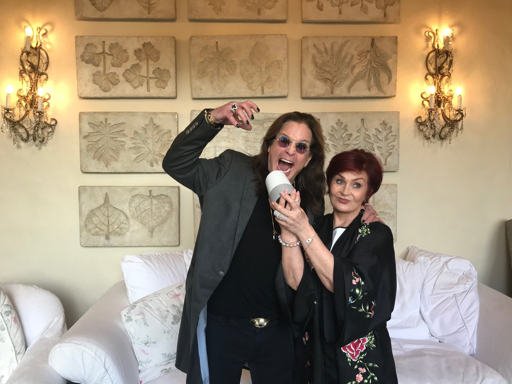 Want to Talk to the Prince of Darkness, Ozzy Osbourne?