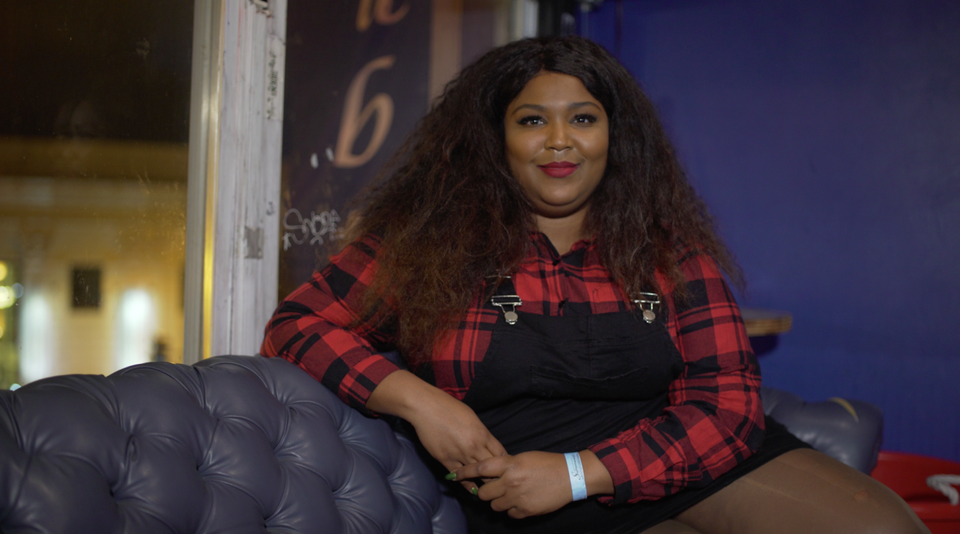 Exclusive Interview: Backstage With Lizzo