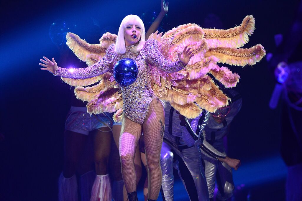10 Lady Gaga Looks That Prove She'll Rock the Super Bowl Halftime Show