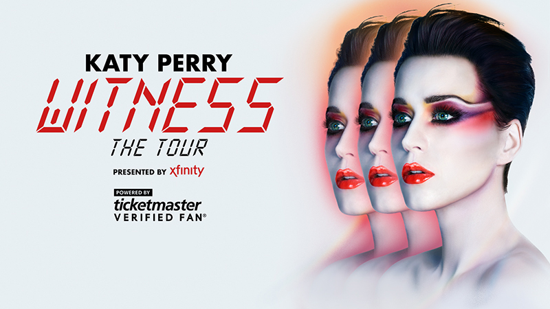 Katy Perry WITNESS: The Tour FAQ