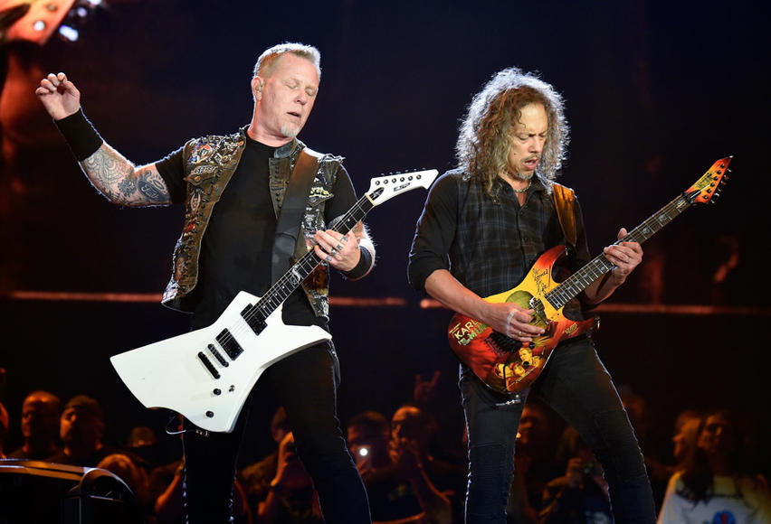 Fan Art Friday Featuring Metallica