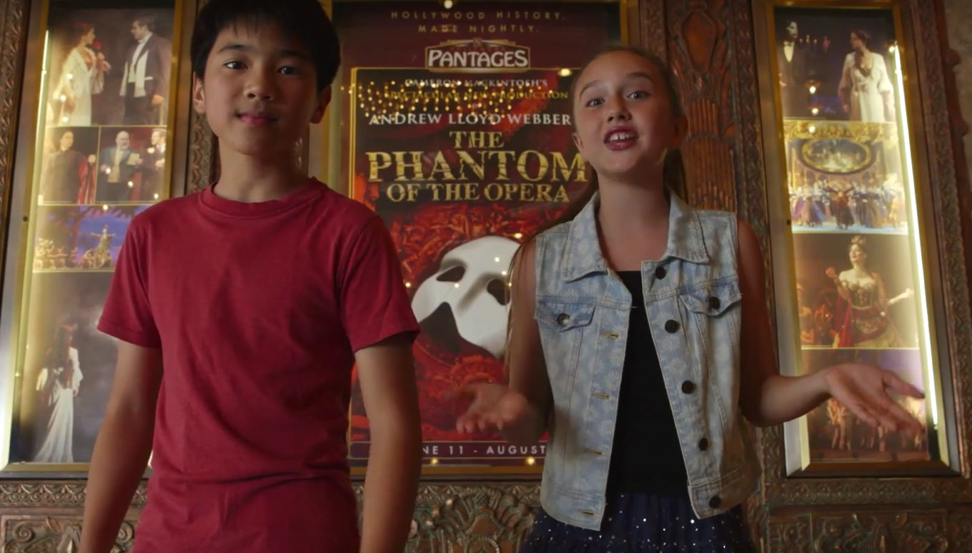 VIDEO: Interview with The Phantom of the Opera star Katie Travis