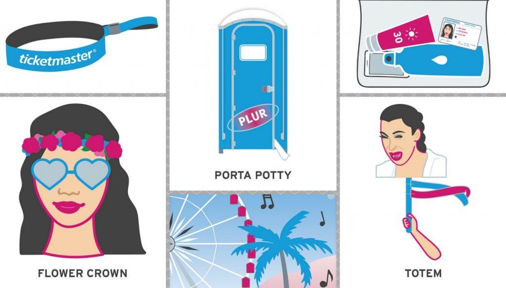 10 Music Festival Emoji We Wish Were Real | Ticketmaster Blog