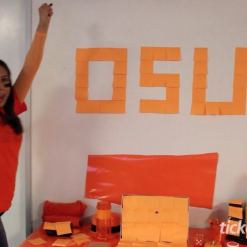 College Football Playoff & Bowl Schedule + Fan Pranks at the Office