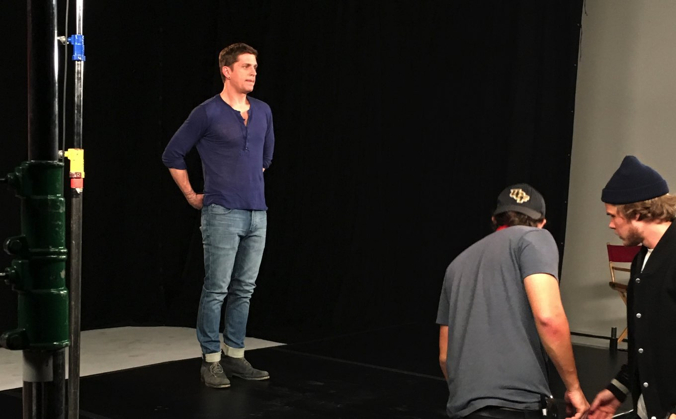 We Hung Out with Rob Thomas on Facebook Live