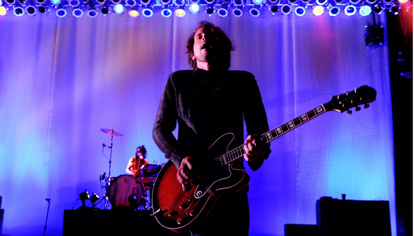 From The Ticketmaster Archives: Silversun Pickups Interview in 2006