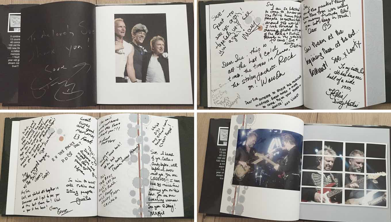 Sting Photos Fan Album