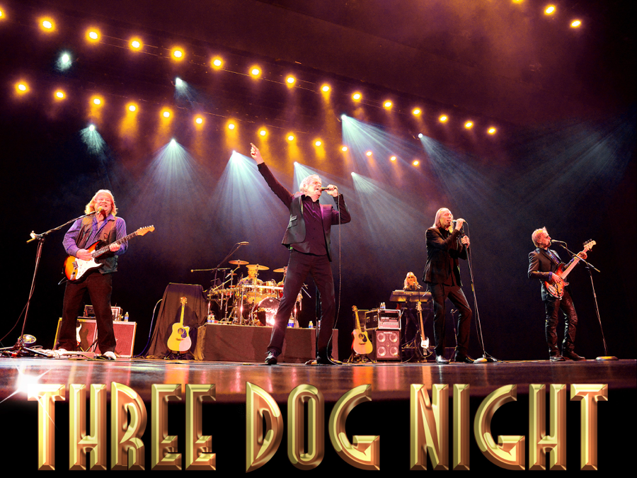 THREE DOG NIGHT: Rock for HARK L.A. Benefit Concert