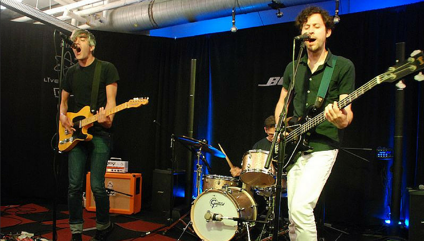 From The Ticketmaster Archives: We Are Scientists Interview in 2006